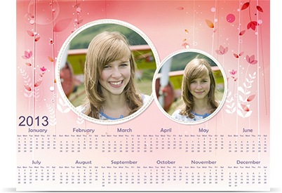 Photo Calendar - Picture Collage Maker