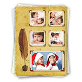 Photo Collage Ideas - Scrapbook