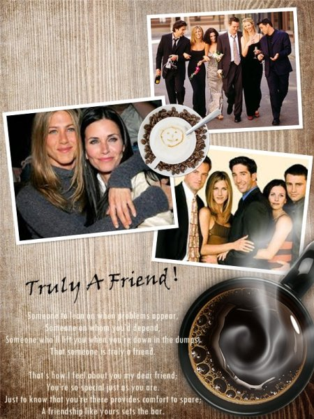 friendship collage    card add-on templates